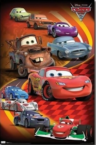 Cars-2-Movie-Group-Poster-Print
