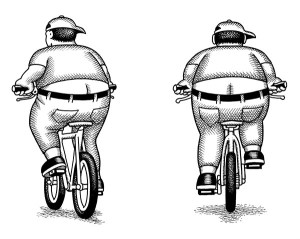 bikebutt