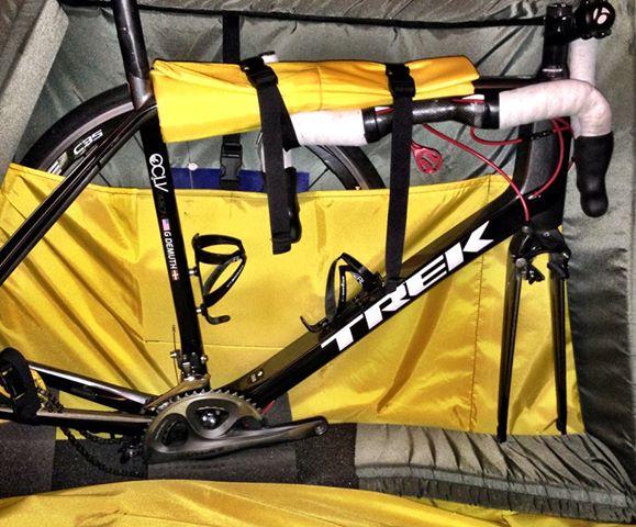 bikepacked