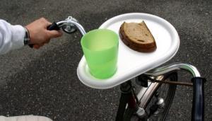 eatingonabike